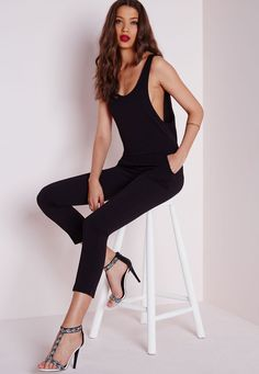 5a8c7c40dd9 low waisted slouch jumpsuit  51 Womens Fashion Online