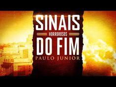 AMO VOCÊ EM CRISTO: ��  Pr Paulo Junior -  A GRANDE TRIBULAÇÃO FINAL