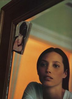 Christy Turlington by Nathaniel Goldberg, Fall 2012: Rendez-vous