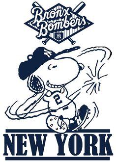 Snoopy Yankees Quot You Re Killing Me Smalls Quot Pinterest