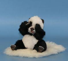 Bao Wei Minature Panda Bear Cub