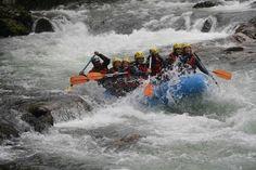 Una pasada!!! Rafting en Asturias el pasado fin de semana!!!