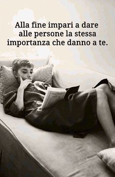 Italian Phrases, Italian Quotes, Daily Quotes, Best Quotes, Hr Humor, Words Quotes, Sayings, Memories Quotes, Life Philosophy