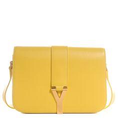 fd07367e4af1 Lustful Bags · Fashionphile - SAINT LAURENT Leather Classic Y Satchel  Soleil Classic Chic