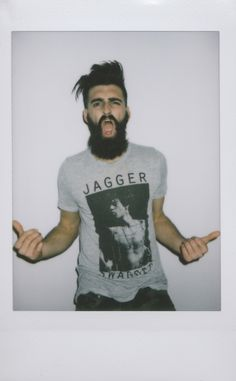 The Classy Issue Joel Alexander, Hipster Man, Hair And Beard Styles, Gentleman Style, Boys, Mens Tops, Beards, Classy, Fashion