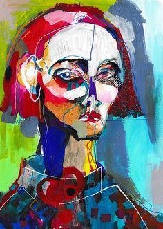 Delpozo Pre Fall 17 – Natasa Kekanovic Art