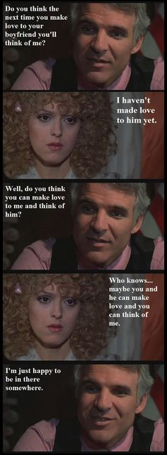 The Jerk, a classic.