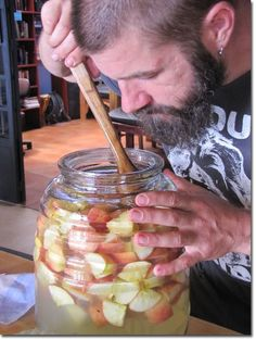 Food and recipes How to Make Cider, Cider Vinegar, and Why You Should Be Doing It - The Permaculture Research Institute you can find similar pins belo. Making Apple Cider, Make Apple Cider Vinegar, Apple Cider Vinegar Remedies, How To Make Vinegar, Homemade Wine, Liqueur, Fermented Foods, Canning Recipes, Fermentation Recipes