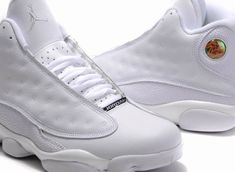Air Jordan 13 Retro Shoes White