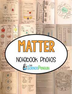New Notebook Blog Series: Properties of Matter — The Science Penguin