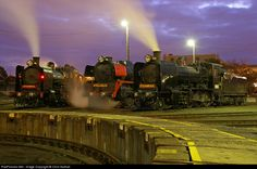 RailPictures.Net Photo: K153 Steamrail Victoria K Class at Melbourne, Victoria, Australia by Chris Nuthall