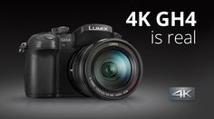 Panasonic GH4 gets a new firmware - anamorphic mode added and more! http://www.motionvfx.com/B4039 #gh4 #panasonic #4k #firmware #filmmaking