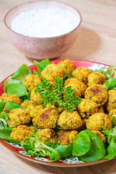 Falafels au four Falafels, Plat Vegan, Vegetarian Recipes, Healthy Recipes, Brunch Buffet, Oriental Food, Brunch Party, Light Recipes, Four