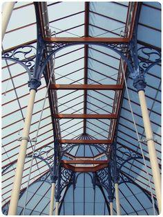 St Georges Park conservatory, Port Elizabeth, South Africa