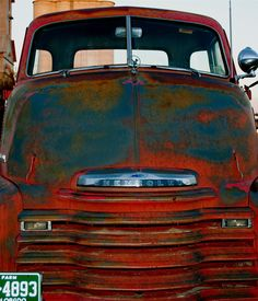 Old Truck great color