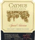 Caymus Vineyards Cabernet Sauvignon Special Selection2005