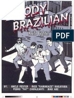 Fighting pdf knife