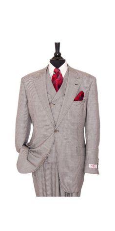 Tiglio Rosso Men's Suit - MADE IN ITALY