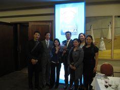 Equipo #Observatics Premio Colombia en Línea 2013