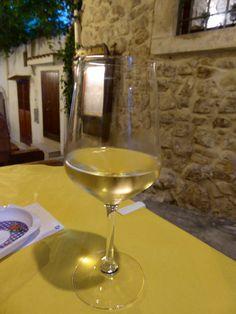 """Cena, """"Al Duomo"""" (Osteria), Vieste Puglia Italia (Luglio)"""