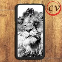Funny Lion Nexus 5,Nexus 6,Nexus 7 Case