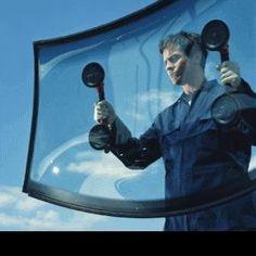 Montáž čelního skla vozy Škoda