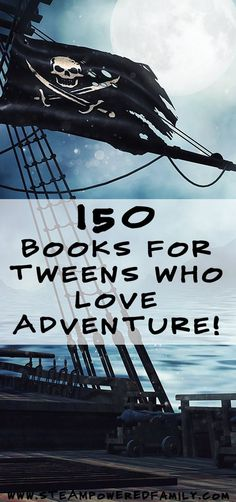 150 books for tweens