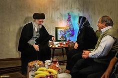 Christ in the Night of Glory: Ayatollah Khamenei's visits to families of Iran's Christian martyrs