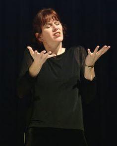 Trix Bruce - Deaf entertainer