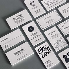 Piggyback Letterpress: 250 cards for $175