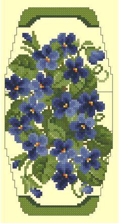 crochet and embroidery bags cross stitch kits Cross Stitch Bird, Cross Stitch Flowers, Cross Stitching, Cross Stitch Embroidery, Cross Stitch Patterns, Crochet Round, Bead Crochet, Free Crochet, Loom Beading