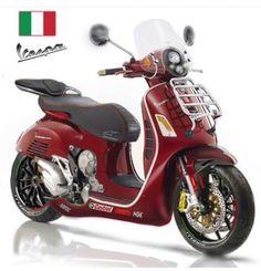 Piaggio Vespa, Lambretta Scooter, Scooter Motorcycle, Vespa Scooters, Motorcycle Design, Vespa 300, New Vespa, Vespa Sprint, Custom Vespa