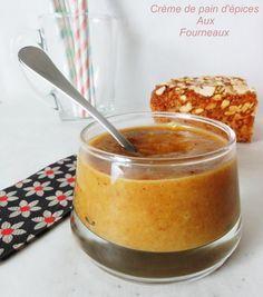 Crème de pain d'épices { curd }