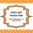 This pack includes 70 worksheets for students to practice skills tested on the NWEA Map Test. Questions are designed in the format they will be ask...