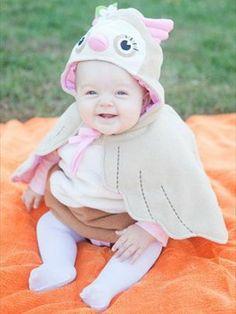 toddler owl costume | owl baby halloween costume \\ cutest baby halloween costumes \\ Photo ...