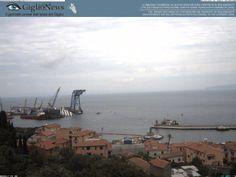 Giglio: the Costa Concordia Fri May 10 2013 11:00:06