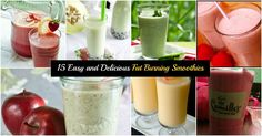 15 Easy and Delicious Fat Burning Smoothies