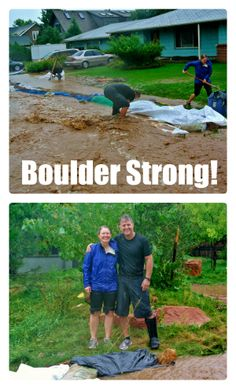 Supporting a Community Underwater - Boulder County and the 100 Year Flood #COFlood #BoulderFlood