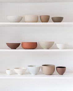 ceramic home accessories Luke Eastop ceramics Ceramic Tableware, Ceramic Bowls, Ceramic Pottery, Ceramic Art, Kitchenware, Pottery Bowls, Ceramic Shop, Ceramic Studio, Terracotta Vase