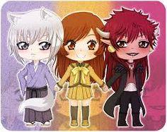 Resultado de imagen para imagenes de series de anime kamisama hajimemashita