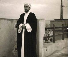 Martin Lings in Egypt. #Islam #Sufism #Esoterism #Mysticism #Spirituality #God #Religion #Allah #metaphysics #Guenon