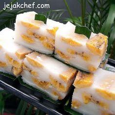 Resep Kue Nagasari Nampan By Indonesian Desserts, Indonesian Cuisine, Asian Desserts, Homemade Desserts, Delicious Desserts, Dessert Recipes, Easy Cooking, Cooking Recipes, Pastry Recipes