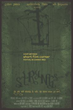 Stryngs - Screening at the Short Film Corner at the 66th Cannes International Film Festival 2013 - 'Stryngs' is a fantastical tale of life and death as seem through the eyes of Ambrosio the Great, an aging puppeteer! Ambrosio the Great is near death. His beautiful puppet show is ignored by the village children and his body aches more and more each day. In his fading moments on Earth, he tries to gather enough strength to create one last show no one will ever forget. #Cannes2013