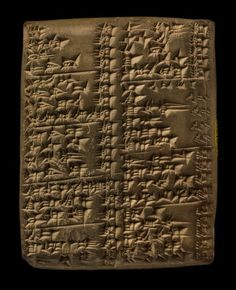 """massarrah: """"List of Plants in a Royal Babylonian Garden This tablet lists plants in the garden of the Babylonian king Marduk-apla-iddina (reigned and in 703 BCE; Mesopotamia Art, Ancient Mesopotamia, Ancient Civilizations, Historical Artifacts, Ancient Artifacts, Ancient Aliens, Ancient History, Bagdad, Ancient Art"""