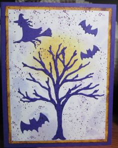 CC497, Halloween_vg by Vicky Gould - Cards and Paper Crafts at Splitcoaststampers
