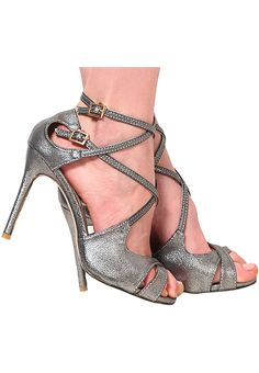 just wow #shoes #grey #party
