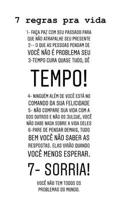 #frases #leidavida #tempoaotempo #reflexao #pensamentos Words Quotes, Sayings, Yes I Can, Graduation Quotes, Religious Quotes, Some Words, Positive Vibes, Sentences, Bible Verses
