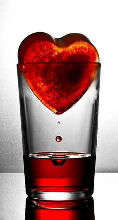Thawing a heart by Fear_Through_The_Eyes, via Flickr