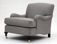 London Chair @ Ruby Living MGBW a Kim favorite design, though perhaps better suited to downstairs.