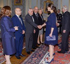 Crown Princess Victoria received the Tunisian National Dialogue Quartet